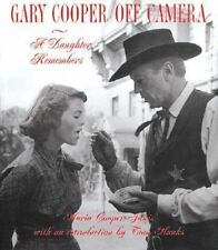 Gary Cooper off Camera : A Daughter Remembers by Mary Cooper Janis (1999, Hardc…