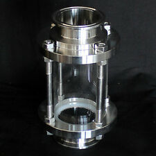"""2"""" Column Sight Glass with Clamp and Gasket"""
