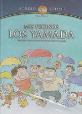 DVD - Mis Vecinos Los Yamada NEW My Neighbors The Yamadas Hayao Miyazaki