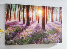 LED Wand Bild