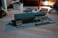 maquette Hornby AcHo échelle ho gare moderne