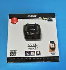 Escort Passport 9500iX Platinum Bundle Laser Radar Detector SmartCord NEW