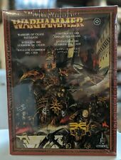 Warhammer Fantasy Warriors of Chaos Battalion NEW SEALED OOP