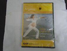 ENCINTA CON ARGELIA - CUERPO, MENTE Y SALUD DVD NEW