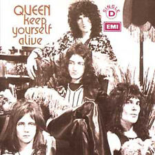 ★☆★ CD Single QUEEN Keep yourself alive  + PORTUGAL + 2-track CARD SLEEVE  ★☆★