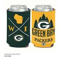 Green Bay Packers Dosenkühler NFL Football Can Cooler State Logo