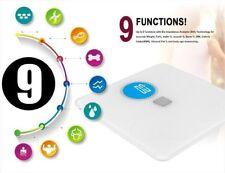 Nouveau Électronique Numérique Graisse Corporelle Pesant Échelle LCD avec Bluetooth