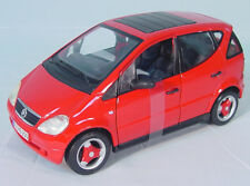 Mercedes-Benz A-Class 1997~Special Edition~1/18 Scale Die-Cast Car~Display Great