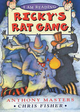 Ricky's Rat Gang (I am Reading), Anthony Masters, New Book