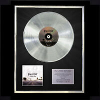 DAUGHTRY LEAVE THIS TOWN   CD PLATINUM DISC FREE P+P!!