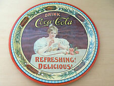 COCA COLA, OHIO BOTTLING 75th ANNIVERSARY LIMITED EDITION TRAY. NUMBERED.