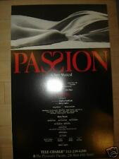 PASSION THE MUSICAL POSTER