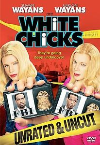 White Chicks DVD Keenen Ivory Wayans(DIR) 2004