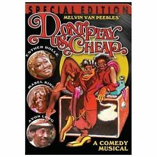 Don't Play Us Cheap (DVD, 2006, Special Edition) RARE MUSICAL ESTHER ROLLE NEW