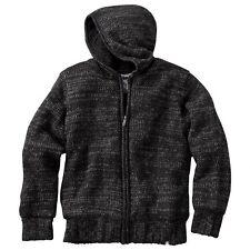Machine Heathered Hoodie Zip Front Jacket Mens Sz M