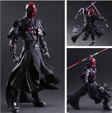 Play Arts Kai Star Wars The Force Awakens Darth Maul Action Figuren Figur In Box