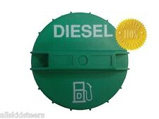 New Holland Diesel Fuel Cap L190 LS180 LS180.B Skid Steer Loader Tank Green Gas