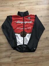 Vintage Louis Garneau Campagnolo Campbells Soup Cycling Jacket Jersey Size LARGE