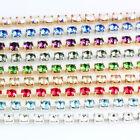 Genuine SWAROVSKI 27004 Round Cupchains with 1088 XIRIUS Chaton Crystals