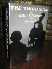 WILLIAM BURROUGHS BRION GYSIN  LONDON UK 1971 BEAT WRITERS PHOTO POSTCARD #29