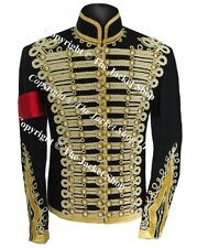 Michael Jackson Hussars Gilt Braid Jacket - Tunic Pelisse