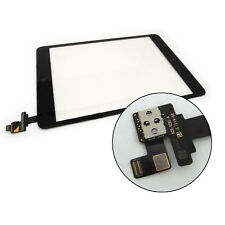 Replacement Touch Screen Digitizer Front Glass With IC For iPad Mini 1/2 - BLACK