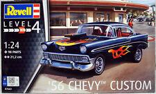 Revell 07663 1956 Chevrolet Custom 2´n1 1:24