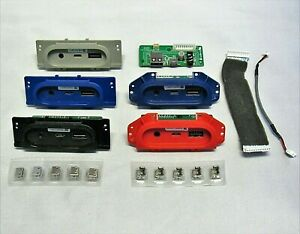 JBL Charge 3 Charging Ports, USB/AUX Boards red, blue, black, grey and More