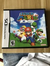 brand new Super mario 64 ds Game Card 3DS NDS NDSI !!!!!!!!!!!!!
