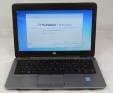 HP EliteBook 720 G1 12.5″ Notebook - Core i5 4210U 1.6 GHz - 4 GB RAM - 500 GB H
