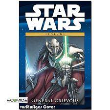 Star Wars Comic Kollektion 23 GENERAL GRIEVOUS Republic 61, 64 PANINI HC NEU