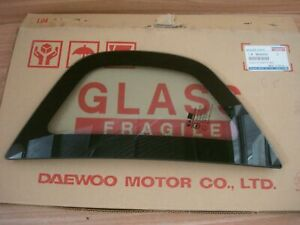 Window Quarter Left Rear fits Daewoo Kalos Chevrolet Aveo T200 T250 T255