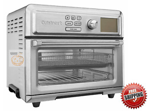 Cuisinart Digital AirFryer Toaster Oven CTOA-130PC1 0.6 Cubic Foot Capacity