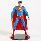 Superhero Superman Clark Kent PVC Action Figure Collectible Model Toys 7\