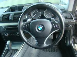 BMW 1 SERIES STEERING WHEEL, PADDLE SHIFT TYPE, E82/E87/E88, 10/04-09/13