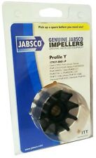 Jabsco Genuine Impeller ( Profile Y ) 17937-0001-P Engine Cooling