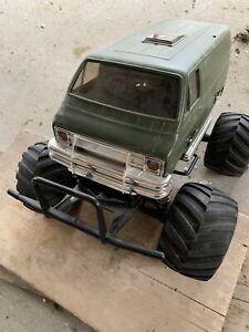 Tamiya Lunchbox Vintage Rc Car