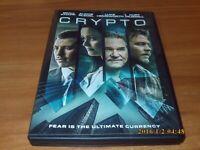 Crypto (DVD 2019 Widescreen)