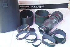 SIGMA   AF 150-600 mm F 5,0-6,3  DG OS HSM SPORTS  für NIKON TOP