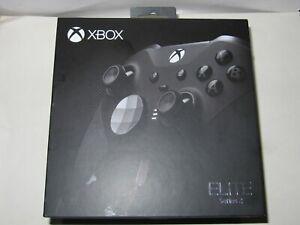 Microsoft Xbox Elite Series 2 Wireless Controller - Black (Boxed)