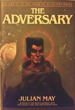 JULIAN MAY THE ADVERSARY HARDCOVER APR 1984 1ST EDITION F/VFINE ULTRA RARE OOP