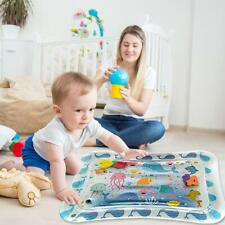 70CM Baby Kid Water Play Mat Inflatable Thicken PVC Infants Gym Playmat Game Toy