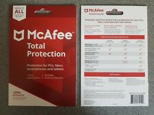 McAfee Total Protection 2020 (10 Device/1Year) Antivirus & Internet Security