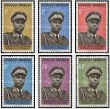 Timbres Personnages Rwanda 572/7 ** lot 25945