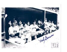 """3'7""""  EDDIE GAEDEL 1951 ST. LOUIS BROWNS  8X10 TEAM PHOTO  BASEBALL NED GARVER"""