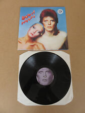 DAVID BOWIE Pin Ups LP RARE ORIGINAL UK GATEFOLD 1990 REMASTER & BONUS TRACKS