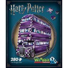 Harry Potter Hogwarts The Knight Bus 3d Wrebbit Jigsaw Puzzle