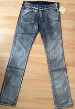 """NWT Seven For All Mankind """"Roxanne"""" Silver Jeans RRP €115! Size 27"""