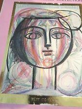 Ben Rickert Sculptured Soap Pablo Picasso Vintage Collection 1985 NEW