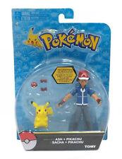 Figurines de télévision, de film et de jeu vidéo en collection, série en plastique, PVC pokémon